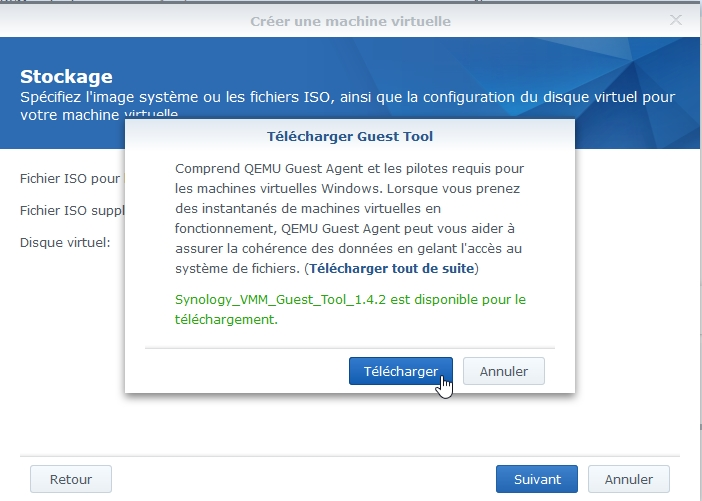 VMM Win10 5 - Synology : Virtual Machine Manager – Installation de Windows 10 [TUTO]