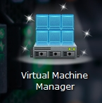 paquet Synology Virtual Machine Manager