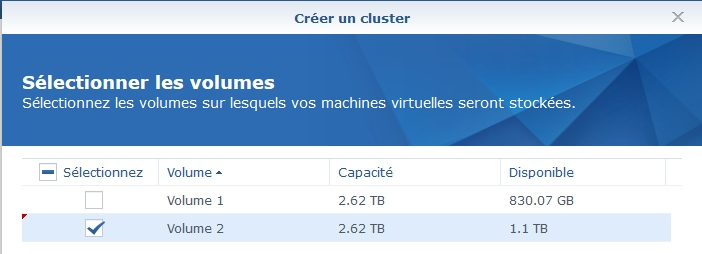 VMM installation4 - Synology : Virtual Machine Manager - Installation de Linux [TUTO]