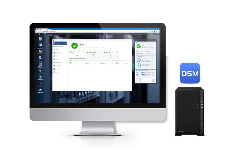 VMM vignette dsm 770x513 - Synology : Virtual Machine Manager – Installation de DSM [TUTO]