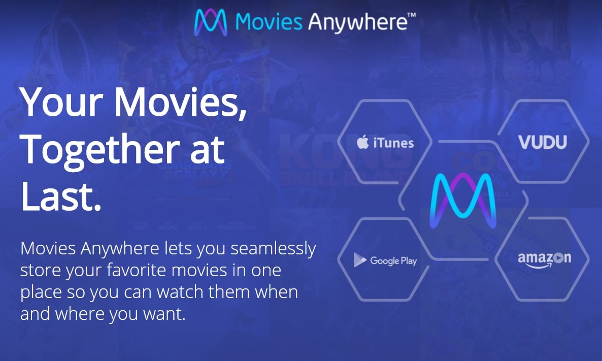 Movies Anywhere France
