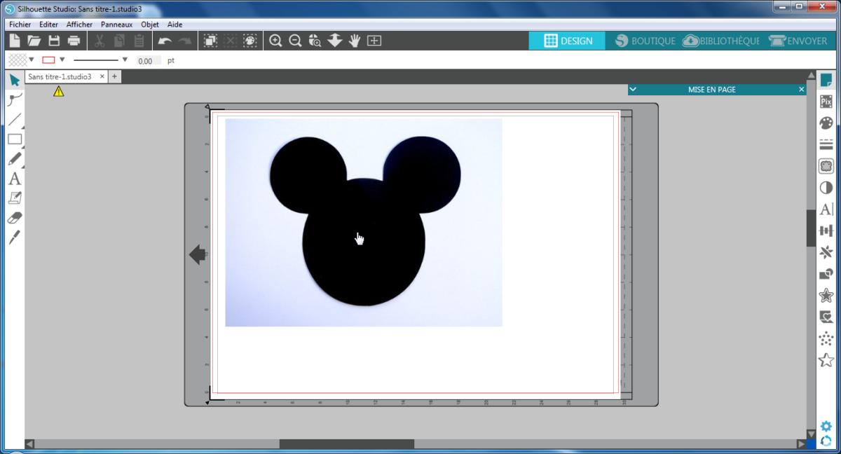 silhouette sd17 - Retour d'expérience : Machine de découpe Silhouette (plotter)