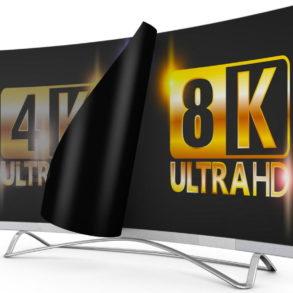 4K 8K 293x293 - Pourquoi la 8K va révolutionner la TV ?