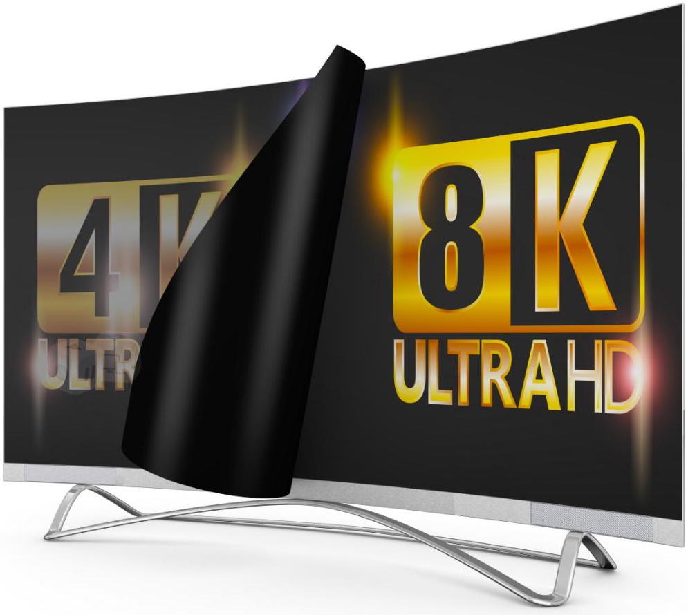 4K Ultra HD 8K
