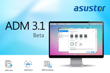 ADM 3.1 Beta 370x247 - NAS - ASUSTOR ADM 3.1 Beta est disponible
