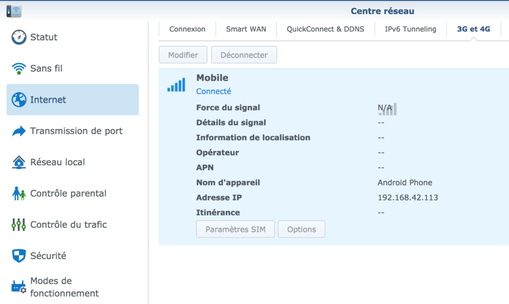 Syno 3G 1024x611 - Routeur Synology RT2600ac avec 2 connexions Internet