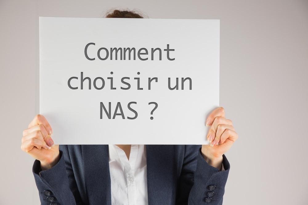 comment choisir NAS