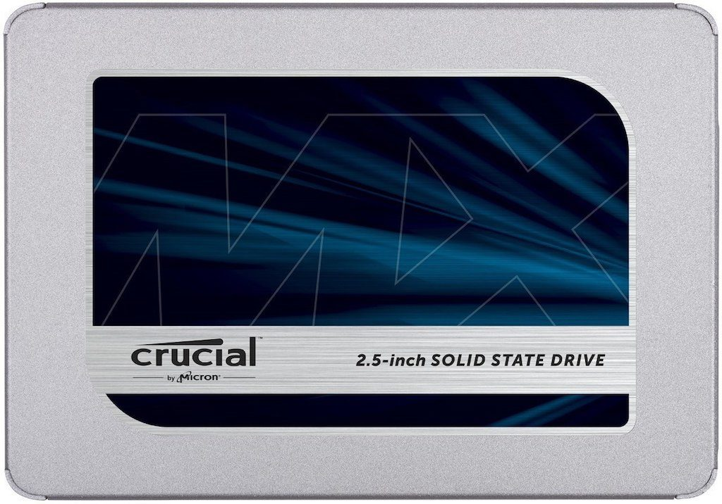 crucial mx500 SATA 1024x716 - Offres exclusives Amazon Prime Day (13 et 14 octobre )