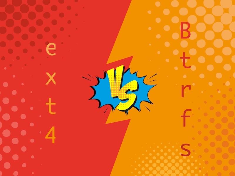 ext4 vs Btrfs - Btrfs ou ext4, lequel choisir ? (suite...)