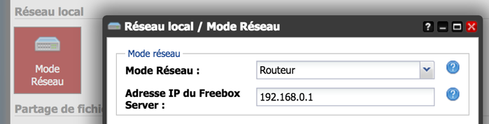 ip freebox - Routeur Synology RT2600ac avec 2 connexions Internet