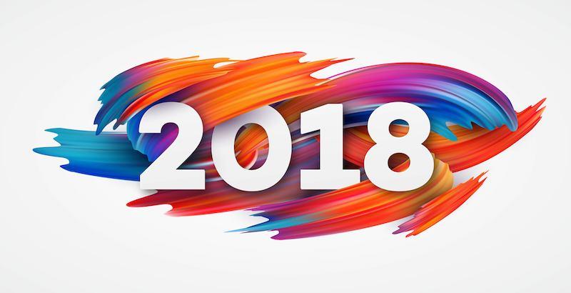voeux 2018 - 2018 - Meilleurs voeux