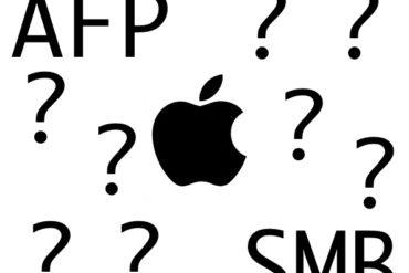 AFP SMB APPLE MAC 370x247 - NAS et MAC : Faut-il choisir le protocole AFP ou SMB ?