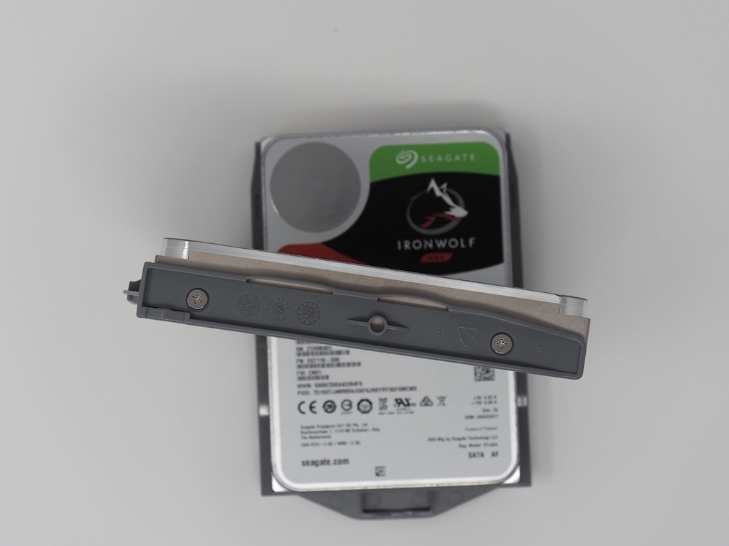 IronWolf 12 To - Test Seagate IronWolf 12To