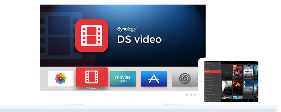 VideoStation - NAS - Test du Synology DS418j : l'entrée de gamme performant