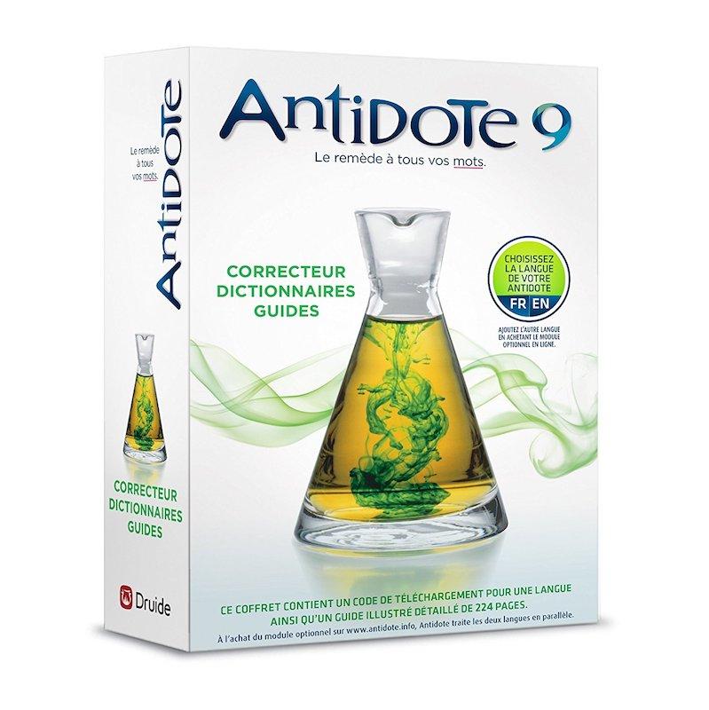 antidote druide - Antidote... un secret bien gardé ?