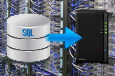 miniature sql 370x247 - Sauvegarder automatiquement votre base SQL de son site vers un NAS
