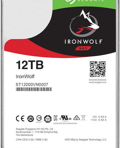 test seagate 12 416x513 - Test Seagate IronWolf 12To