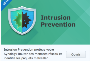 0 Tuille Intrusion Prevention 370x247 - Retour d'expérience sur Synology Intrusion Prevention