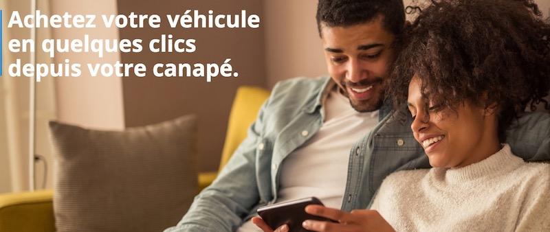 bmw canape - Acheter votre voiture depuis votre canapé... c'est possible