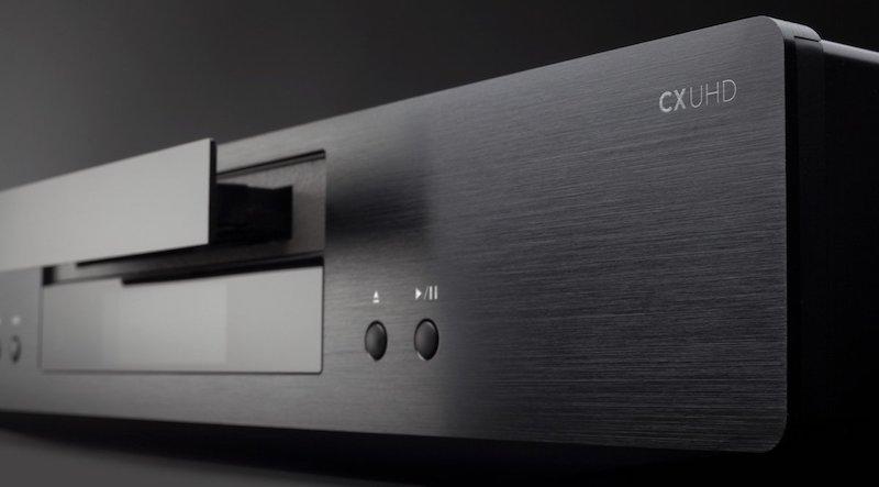 cambridge cxuhd - Cambridge Audio CXUHD - Lecteur universel 4K UHD