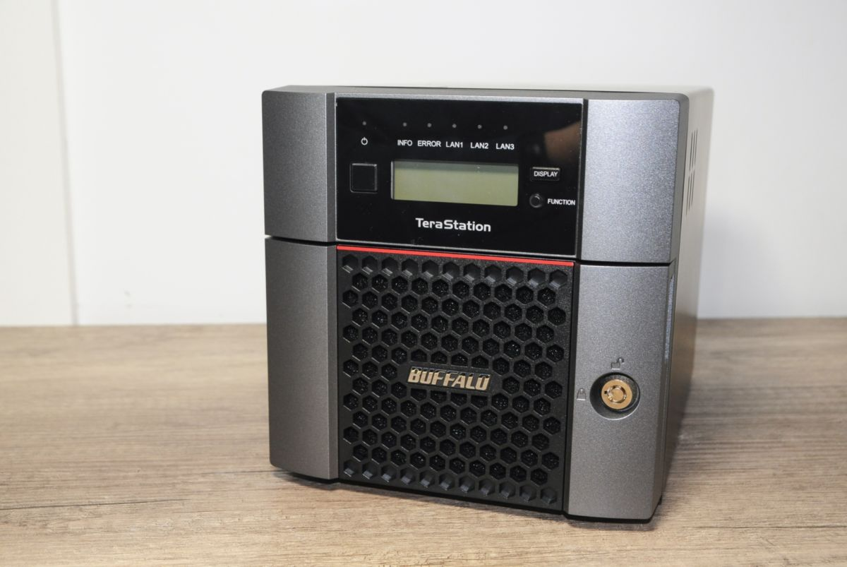 Buffalo TS5210DN 10 - Test Nas Buffalo TeraStation 5210DN