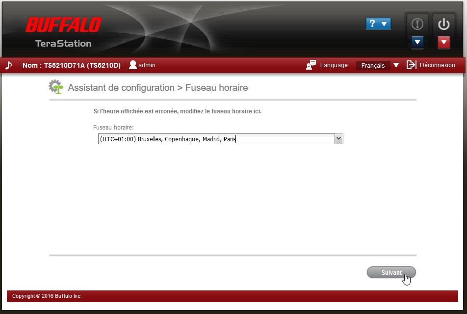 Buffalo TS5210DN 6 - Test Nas Buffalo TeraStation 5210DN