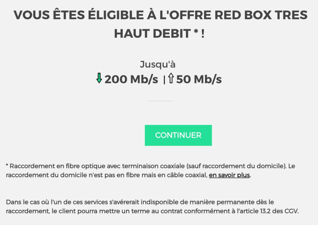 Capture Eligibible RED 1024x727 - Fibre... Tu veux ou tu veux pas ! (SFR)