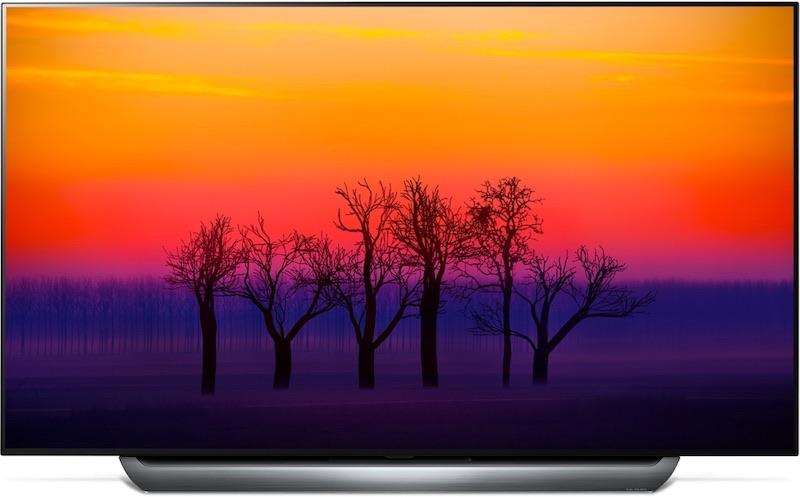 LG OLED65C8 - LG OLED 4K 2018 (B8, C8, E8, G8 et W8) jusqu'à 77 pouces