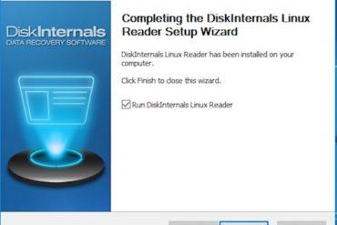 Linux Reader Install 5 370x247 - Lire le disque NAS depuis Windows (Gratuit) - ext2 / ext3 / ext4