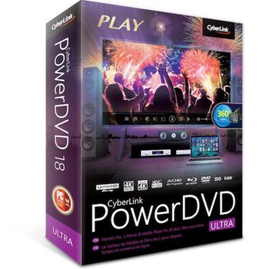 PowerDVD 18 Ultra enufra left 390x390 - PowerDVD 18, la majorité ?