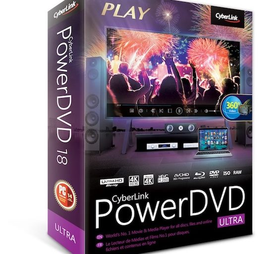 PowerDVD 18 Ultra enufra left 565x513 - PowerDVD 18, la majorité ?