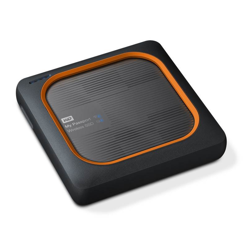 WD MP Wireless SSD - Western Digital : WD, HGST, SanDisk et G-Technology