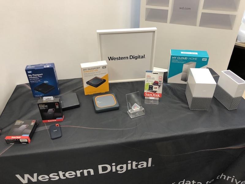 Western Digital - Western Digital : WD, HGST, SanDisk et G-Technology