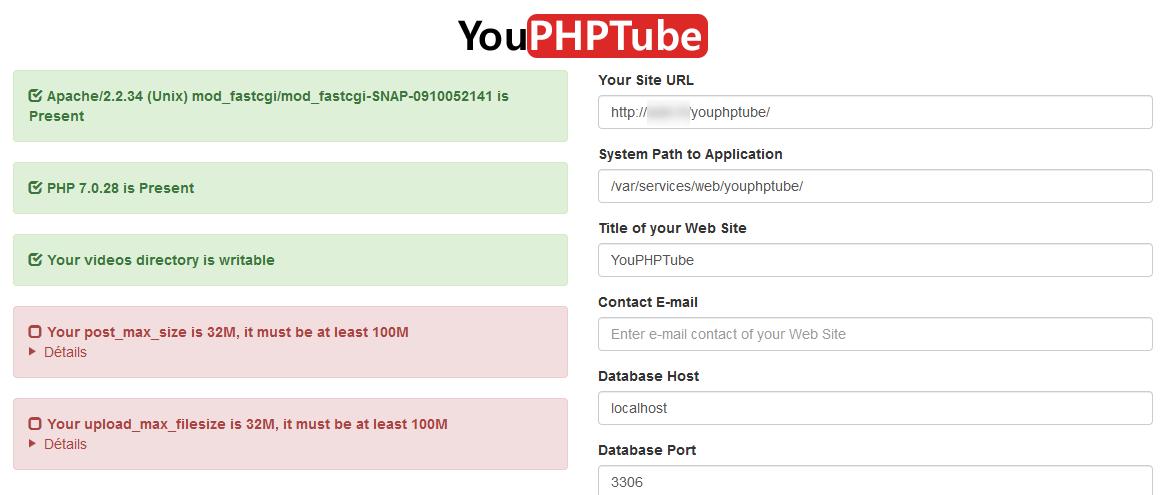 YouPHPTube 1 - YouPHPTube créez votre YouTube personnel sur votre NAS