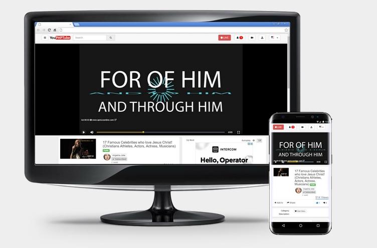 YouPHPTube 20 - YouPHPTube créez votre YouTube personnel sur votre NAS