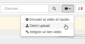 YouPHPTube 24 - YouPHPTube créez votre YouTube personnel sur votre NAS