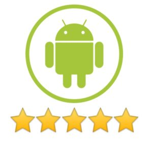android 5 etoiles 293x293 - Meilleurs Android à moins de 200 euros - Guide d'achat