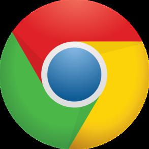 chrome logo 293x293 - Les extensions Google Chrome