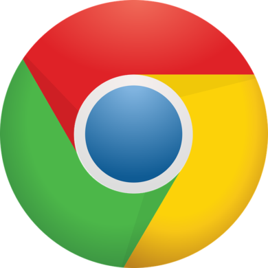 chrome logo 390x390 - Les extensions Google Chrome