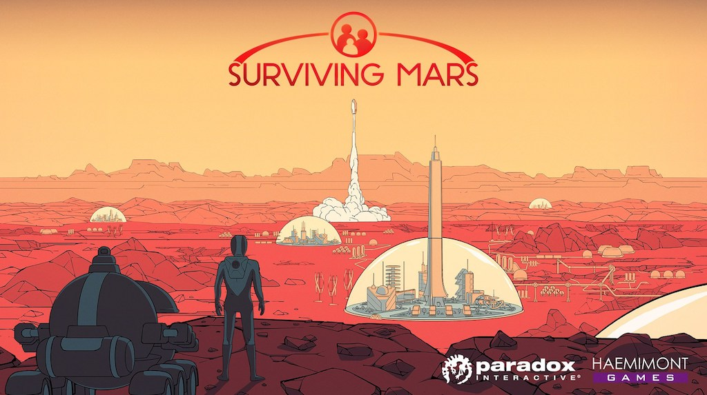 surviving mars - Surviving Mars, Vis ma vie de Martien