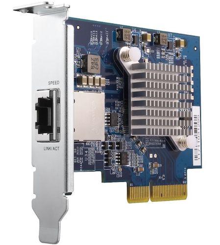 QXG 10G1T - Réseau - Et si on passait à la vitesse supérieure... (2,5 Gbits/s, 5 Gbits/s et 10 Gbits/s)