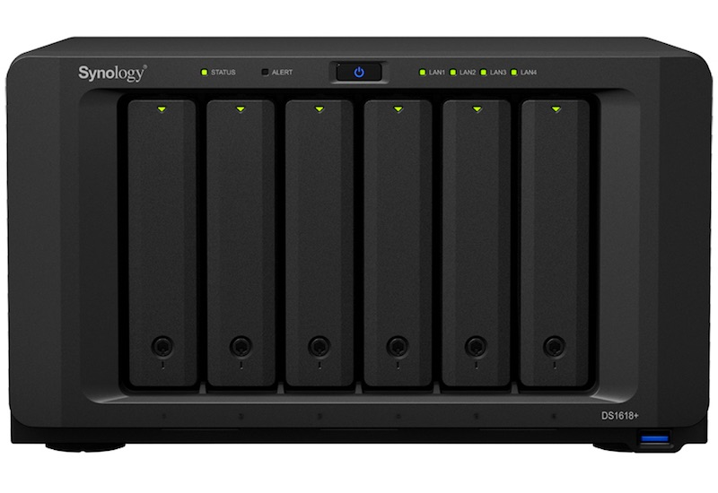 Synology DS1618plus - NAS - Synology lance le DS1618+