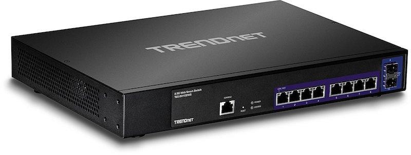 Trendnet - Réseau - Et si on passait à la vitesse supérieure... (2,5 Gbits/s, 5 Gbits/s et 10 Gbits/s)