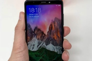 Xiaomi Redmi 5 start 370x247 - Test du smartphone Xiaomi Redmi 5