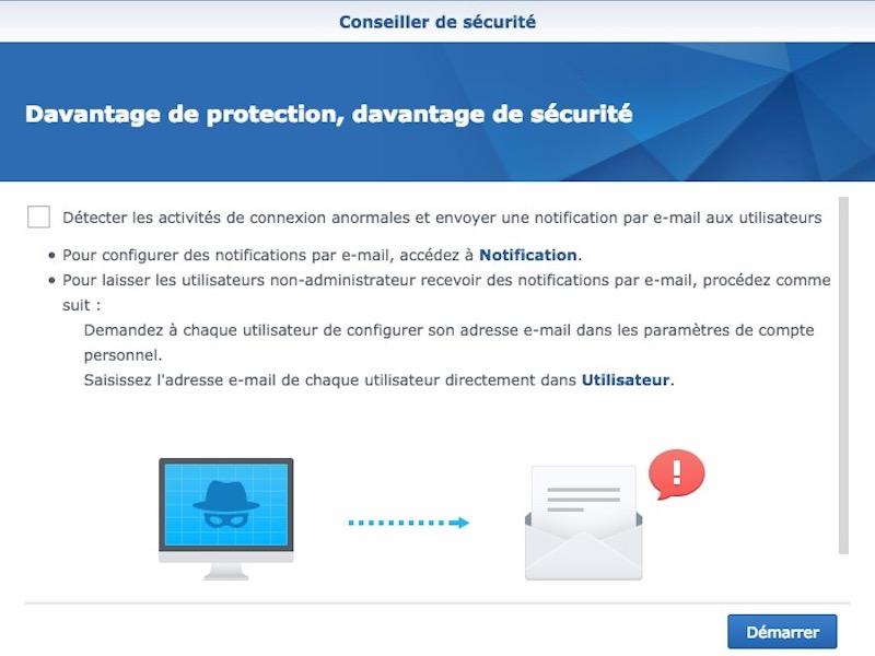 conseiller securite - Synology DSM 6.2 est disponible pour tous les NAS...