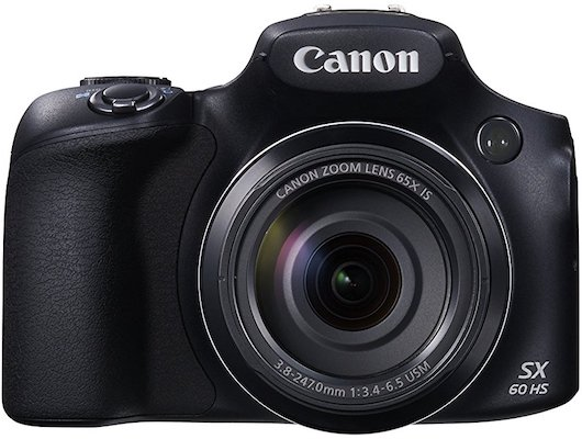 Canon Powershot SX60 - Solde été 2018