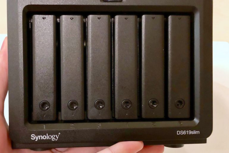 DS619slim Piravit27 770x513 - Computex 2018 : Synology DS619slim, DS1019+ et MR2200ac