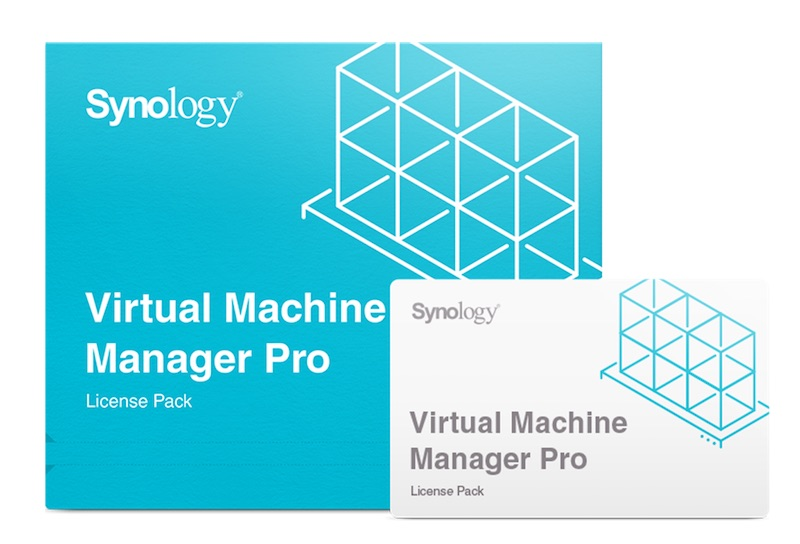 License Virtual Machine Manager Pro - Synology lance Virtual Machine Manager Pro