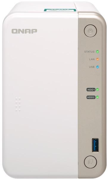 QNAP TS 251B - Computex 2018 : QNAP TVS-951X, TS-251B, QTS 4.3.5...