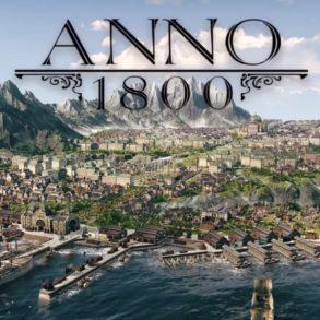 anno 1800 293x293 - Anno 1800 continue son développement et s'offre un trailer à l'E3